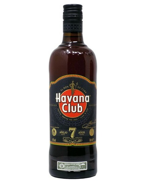 Havana Club  7 years - 0,7 lt