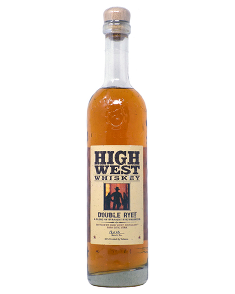 High West Double Rye Whiskey - 0,7 lt