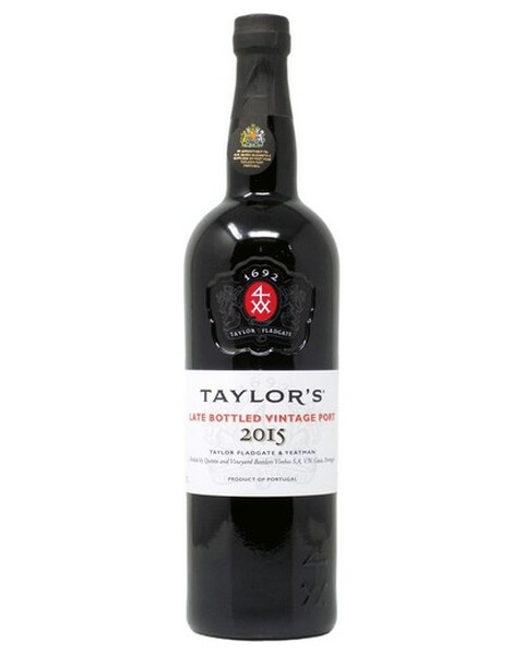 Taylor's Port, Late bottled Vintage 2015 - 0,75 lt