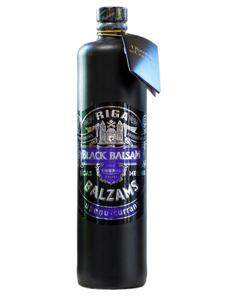 Riga Balzams Black Balzam Currant - 0,7 lt