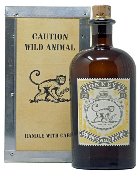 Monkey 47 Gin Distiller's Cut 2017 - 0,5 lt