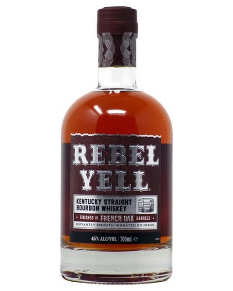 Rebel Yell Bourbon French Oak Finish - 0,7 lt