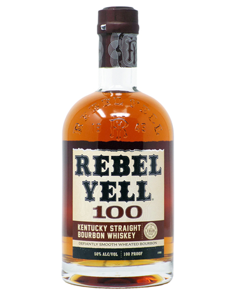 Rebel Yell Bourbon  Kentucky Straight Whiskey 100° proof - 0,7 lt