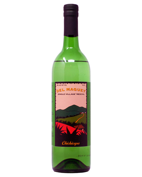 Mezcal Del Maguey Single Village Chichicapa - 0,7 lt