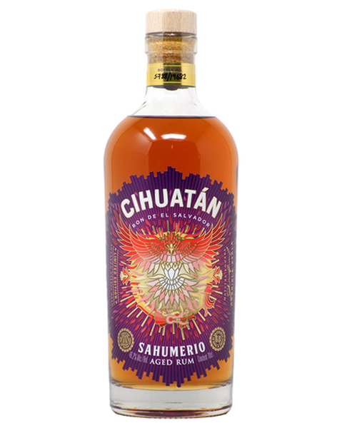Cihuatan Sahumerio Ron 12-14 years ltd. Edition 2020 - 0,7 lt