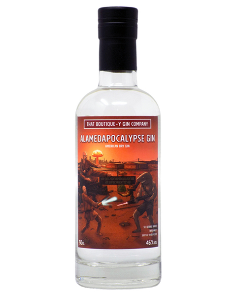 Boutique-Y Co Alamedapocalypse Gin - 0,5 lt