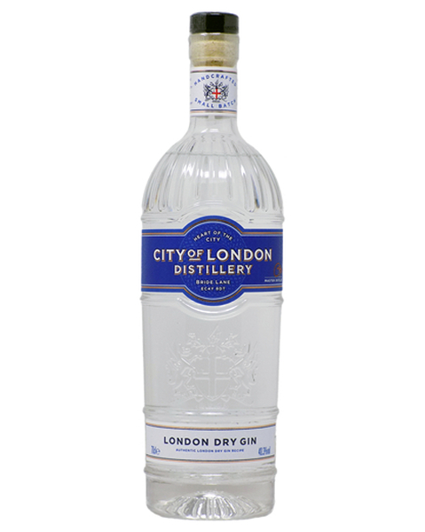 City of London Distillery Authentic Gin - 0,7 lt