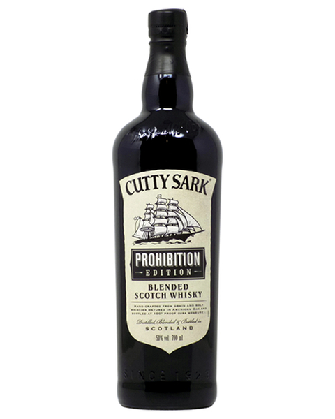 Cutty Sark Prohibition Edition - 0,7 lt