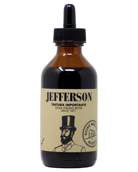 Jefferson Tintura Importante Extra Strong Bitter - 0,1 lt