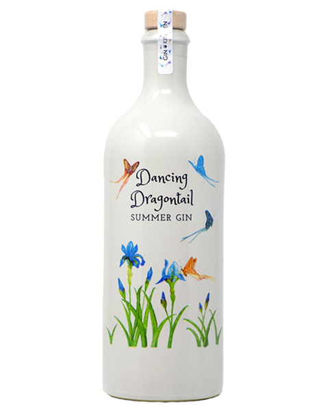 The Gin Kitchen, Dancing Dragontail Summer Gin - 0,7 lt