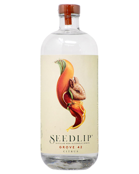 Seedlip Grove 42  non-alcoholic spirit - 0,7 lt