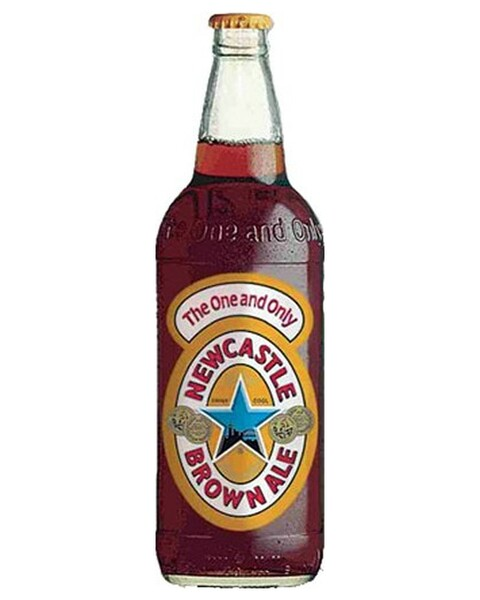 Newcastle Brown Ale - 0,55 lt