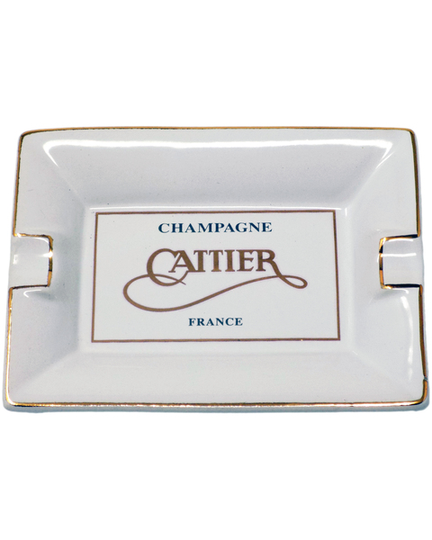 Werbe Cattier Ashtray small -  Stk