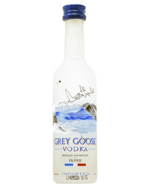 Grey Goose Vodka-MINI - 0,05 lt