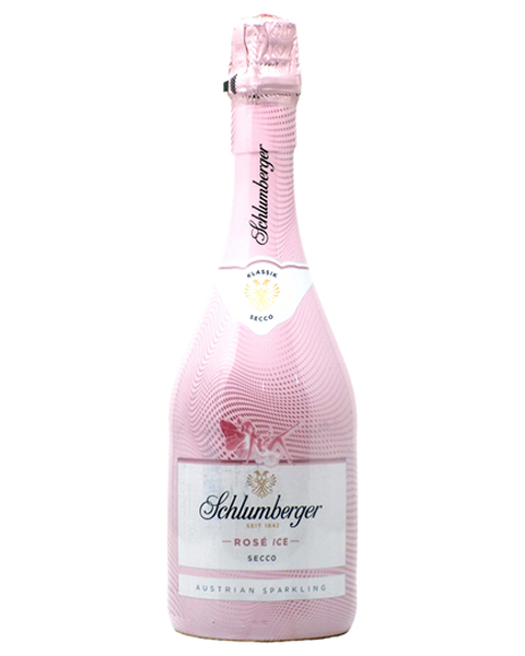 Schlumberger Rosé Ice Secco - 0,75 lt