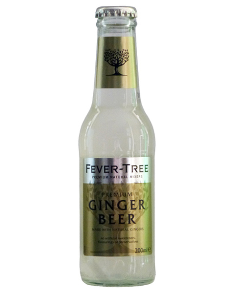 Fevertree Ginger Beer - 0,2 lt
