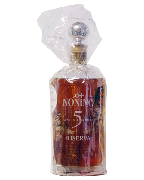 Nonino, Grappa Riserva 5 years 'Barrique', 25th Anniversary - 0,7 lt