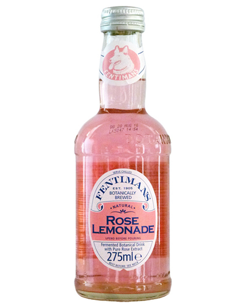 Fentimans Rose Lemonade - 0,275 lt