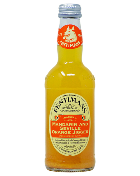 Fentimans Mandarine & Seville Orange Jigger - 0,275 lt