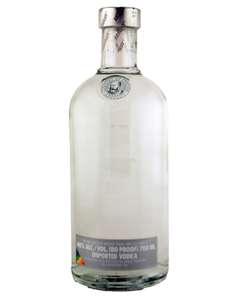 Absolut Edition 'No Label' Greece - 0,7 lt