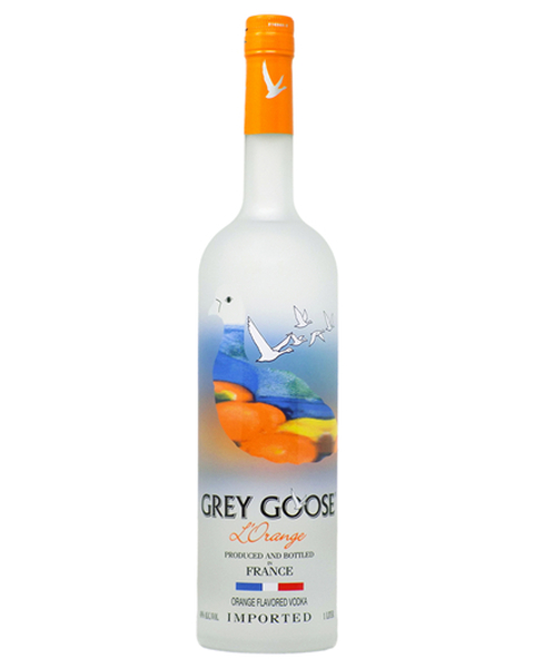 Grey Goose Vodka L'Orange - 1 lt