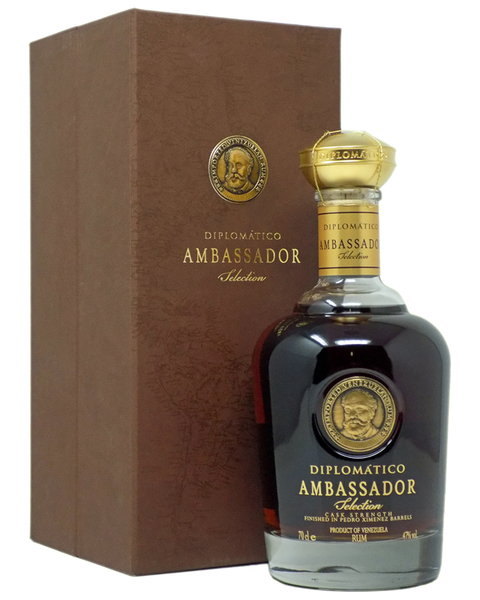 Diplomatico 14 years, Ambassador Selection - 0,7 lt