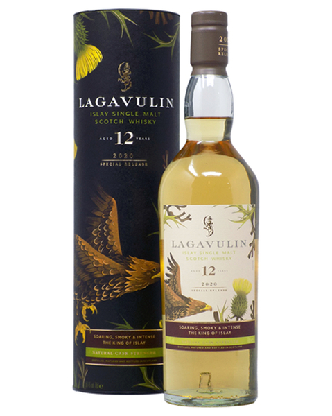 Lagavulin 12 years Special Release 2020, 56,4% - 0,7 lt