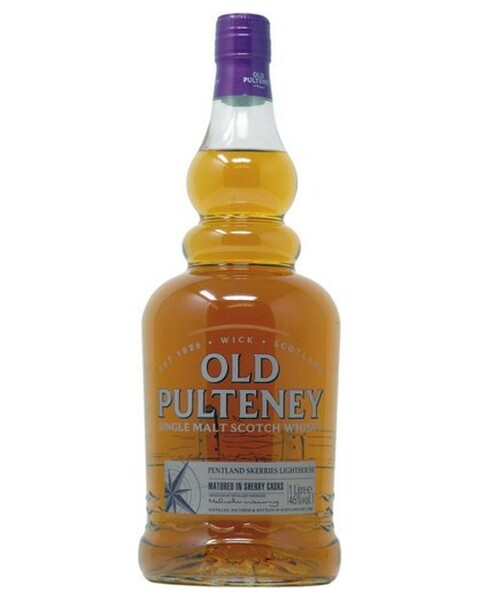 Old Pulteney Pentland Skerries - 1 lt