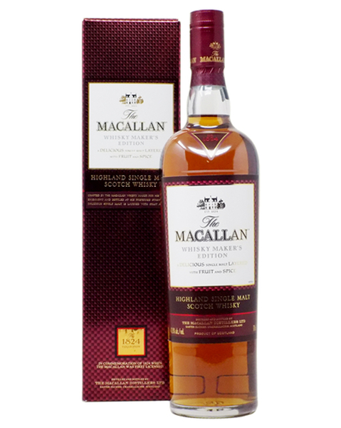 Macallan '1824 Collection' Makers Edition