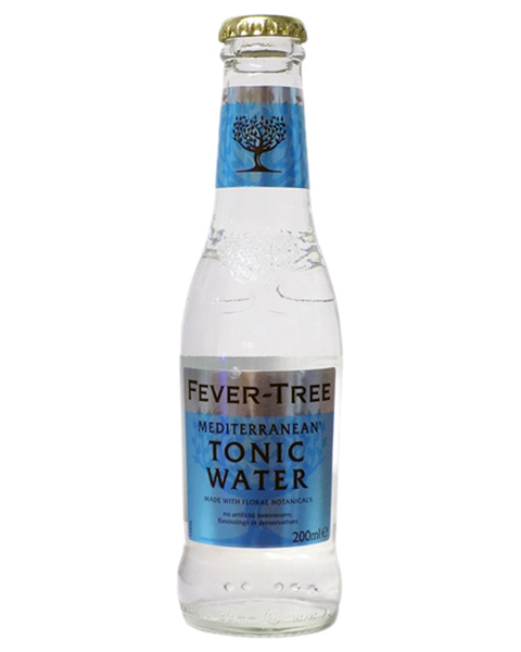 Fevertree  Tonic 'Mediterranean Tonic' - 0,2 lt