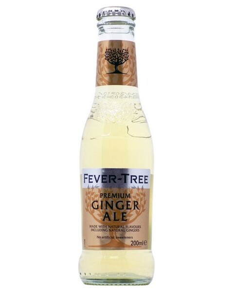 Fevertree Ginger Ale - 0,2 lt