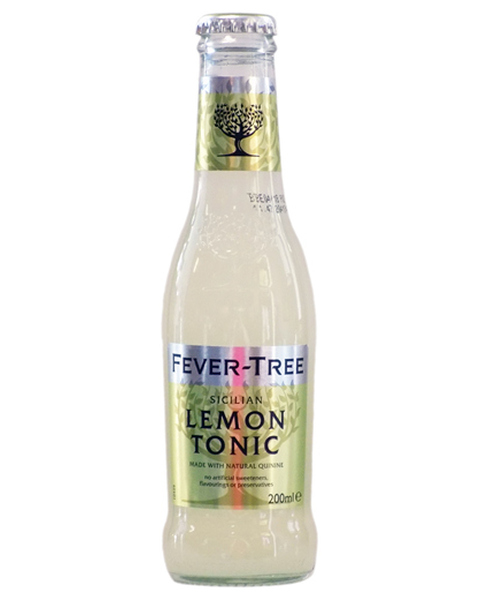 Fevertree Bitter Lemon (Lemon Tonic) - 0,2 lt