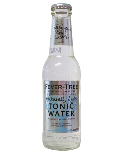 Fevertree  Tonic 'Light Tonic' - 0,2 lt