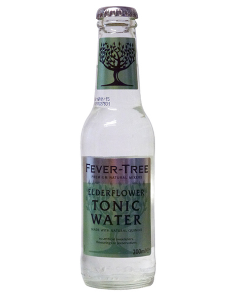 Fevertree  Tonic 'Elderflower Tonic' - 0,2 lt