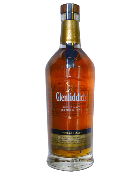 Glenfiddich Cask Collection, Vintage Cask - 0,7 lt