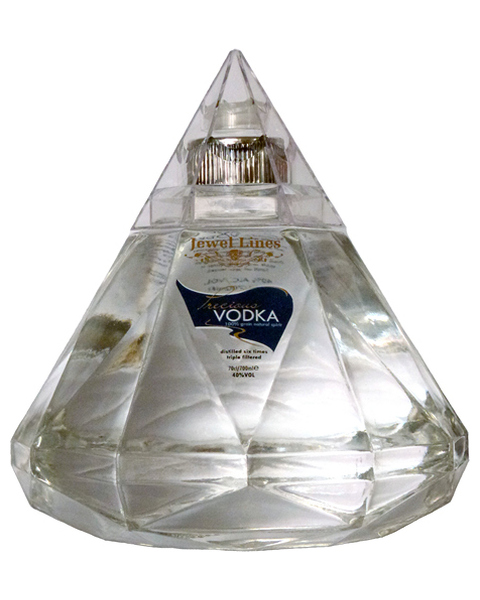 Precious Jewel Line Vodka - 0,7 lt