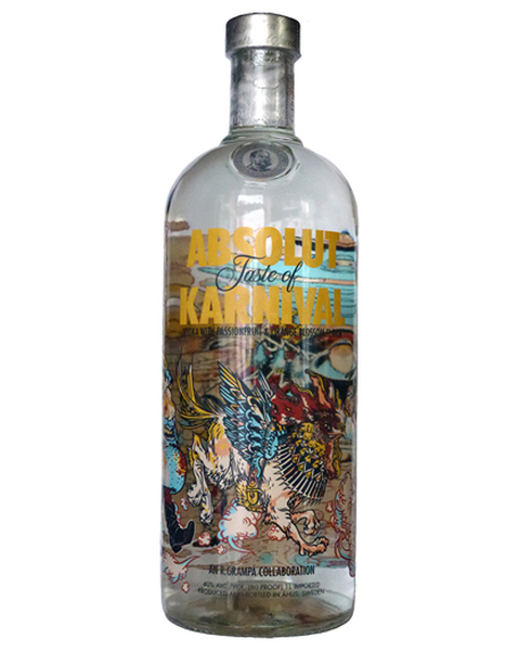 Absolut Edition 'Karnival' - 1 lt