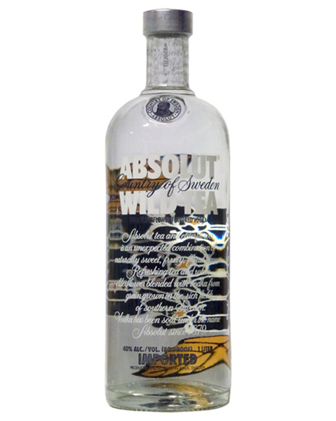 Absolut Wild Tea - 1 lt