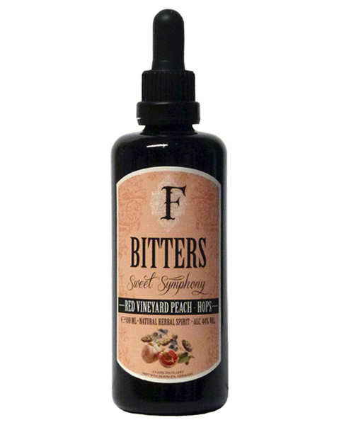Ferdinand's Bitters Red Vineyard Peach / Hops - 0,1 lt
