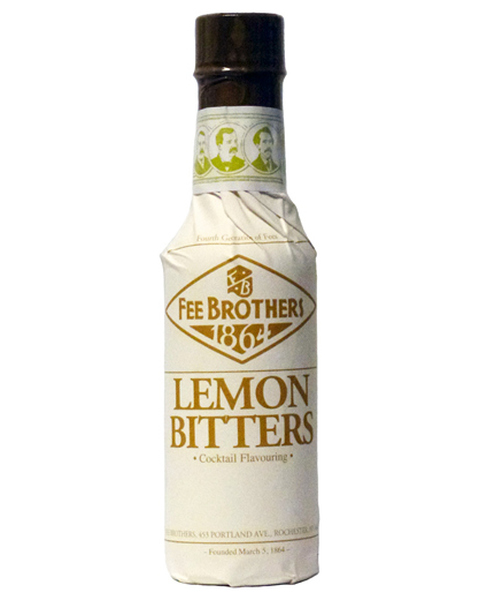 Fee Brothers Lemon Bitters - 0,15 lt
